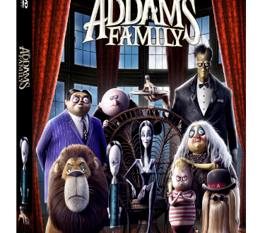 The Addams Family Giveaway – Blu-ray/DVD/Digital