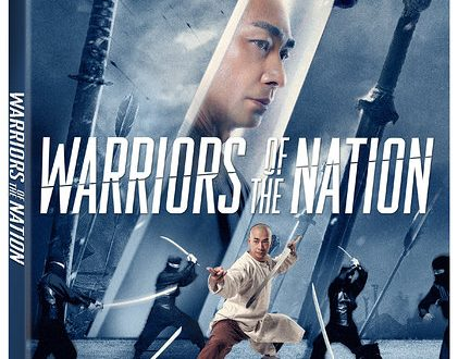 WARRIORS OF THE NATION On Digital & Blu-ray 2/18!