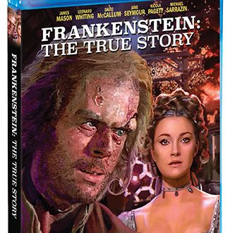 Scream Factory Home Ent. | FRANKENSTEIN: THE TRUE STORY hits Blu-ray on March 24