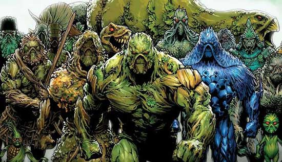The Tragically Ignored Human Side of Len Wein and Bernie Wrightson's Swamp Thing