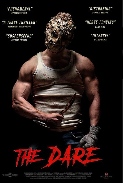 Award-Winning Horror Film THE DARE Now Available For Pre ...