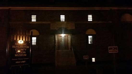 Event Review Brian J. Cano Presents A Night at The Burlington County Prison