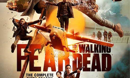 Fear the Walking Dead Season 5 arrives on Blu-ray and DVD 5/19