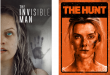 The Invisible Man & The Hunt Premiering Now At Home
