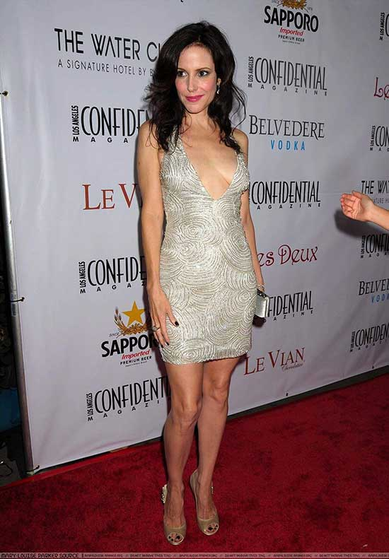 Mary-Louise Parker: Hottest Sexiest Photo Collection   HNN