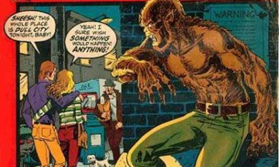 Moon Beasts and Moon Mercenaries: Looking Back at Werewolf By Night #32