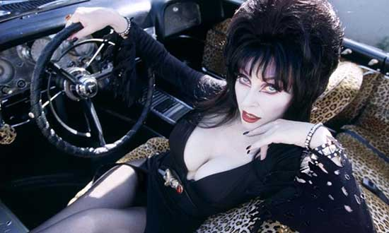 Elvira: Hottest Sexiest Photo Collection