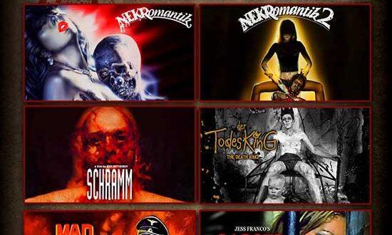 NEKROMANTIK, SCHRAMM and more kick-off Full Moon's Extreme Cinema!