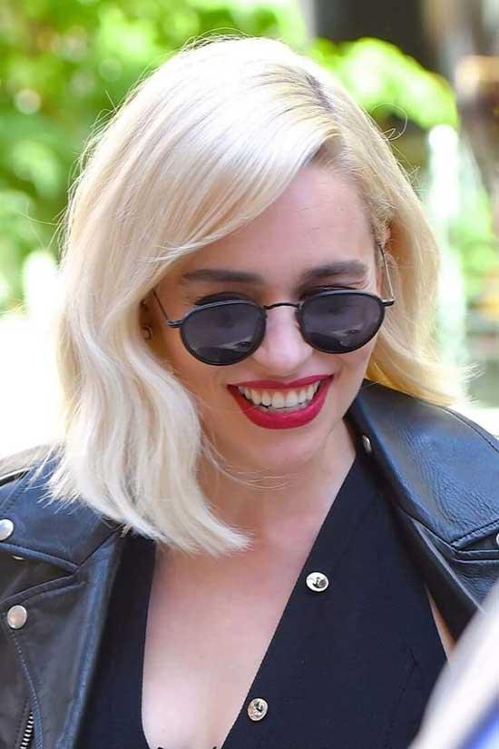 Emilia Clarke Hottest Sexiest Photo Collection Hnn