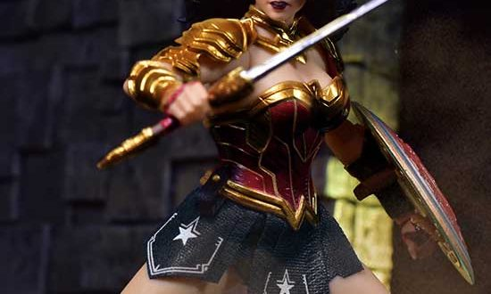 One:12 Collective Wonder Woman – Press Release
