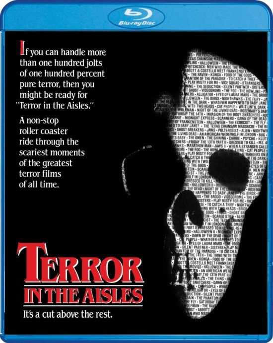 Is Halloween 2020 Released On Bluray Terror in the Aisles (1984) Coming to Blu ray in October 2020