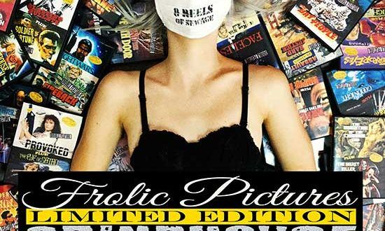 Skate, Surf, Wet T-Shirts and Bloody Mini Skirts. New Summer Doubles from Frolic Pictures are here!