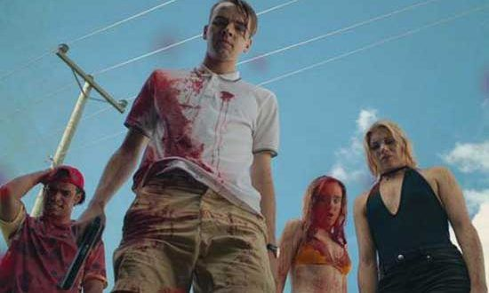 New horror film GAME OF DEATH // July 14th
