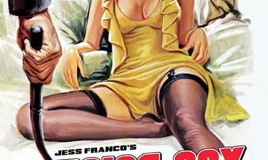 CAV and Severin Films' August 2020 Release of SHINING SEX – Jess Franco's sci-fi sex shocker, restored and uncensored for the first time ever!