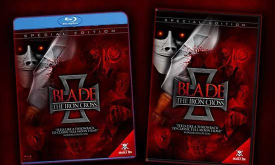 BLADE: THE IRON CROSS Now on Blu-ray and DVD!