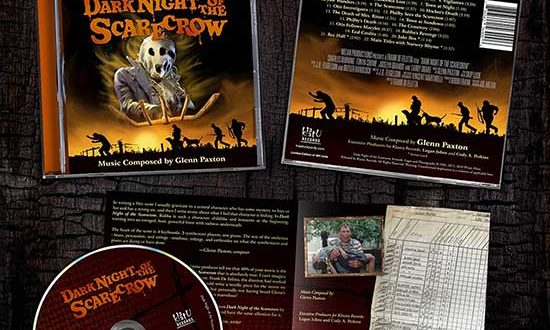 Dark Night of the Scarecrow Soundtrack Release