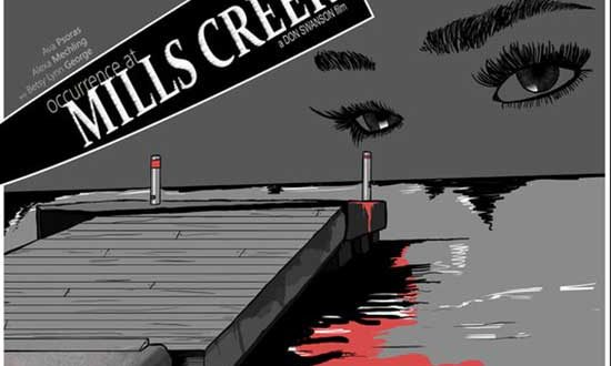 Occurrence at Mills Creek – Full Trailer for New Psychological Horror Feature Film Released