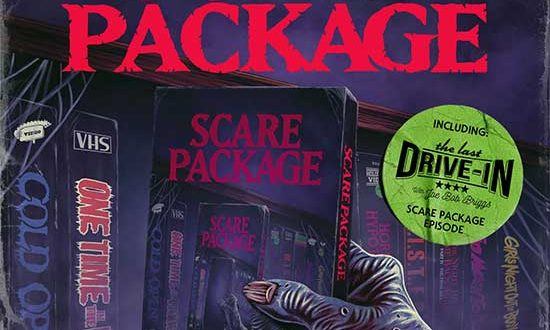 SCARE PACKAGE starring Jeremy King, Hawn Tran and Zoe Graham – On VOD / Digital / DVD & Blu-ray October 20th