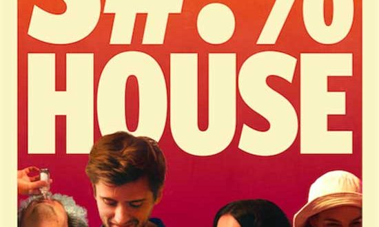 Debuts October 16th | S#!%HOUSE by Cooper Raiff, Starring Raiff, Dylan Gelula + Amy Landecker