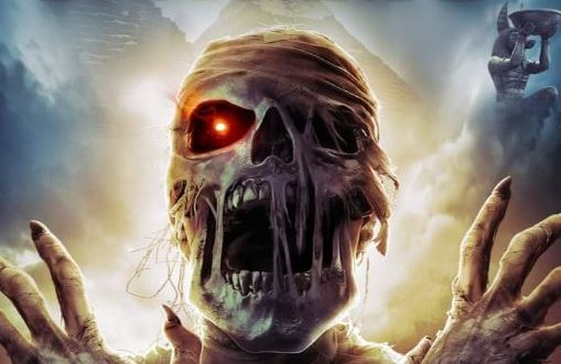 RAGE OF THE MUMMY – Trailer + Art – Coming To Disc & Digital!!