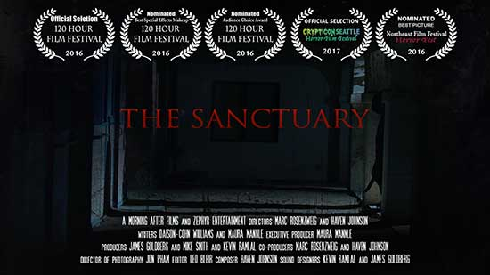 The Sanctuary now on YouTube