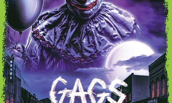 GAGS THE CLOWN gets UK release