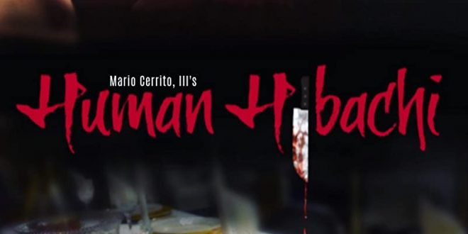 Human Hibachi – Banned from Amazon, but available directly to fans on Oct 23