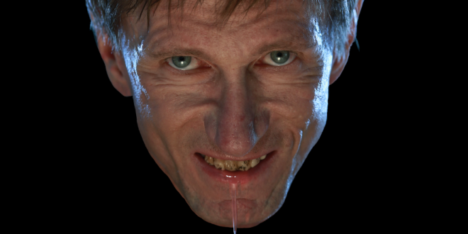 Horror Icon Bill Oberst Jr. Goes Full Drool On Amazon