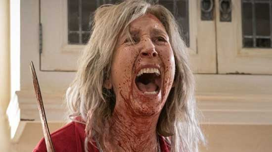 Interview: Lin Shaye (The Call)