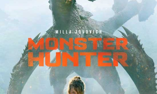 MONSTER HUNTER – Official Trailer and Poster Now Available