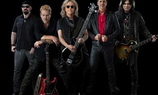 NIGHT RANGER Enter RECORDING STUDIO NEW ALBUM Planned for release 2021