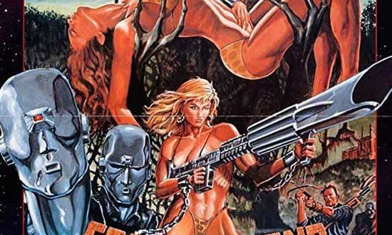Film Review: Slave Girls from Beyond Infinity (1987)