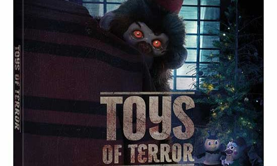 Happy Horror-days!  TOYS OF TERROR is coming to Digital 10/27 and Blu-ray & DVD 1/19