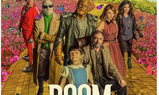 Embrace The Strange As Doom Patrol: The Complete Second Season Comes To Blu-ray & DVD 1/26