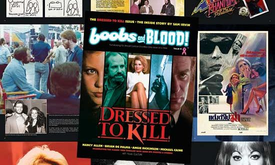 Brian De Palma's Assistant Sam Irvin Reveals All About the Making of DRESSED TO KILL