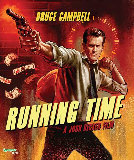 RUNNING TIME, Starring Bruce Campbell, Comes to Blu-ray ...