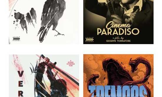 Arrow Video US – December 2020 Release Schedule