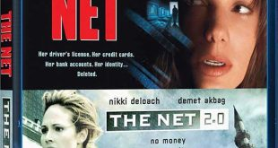 The-Net 1995 blu-ray Movie-Mill-Creek-Entertainment