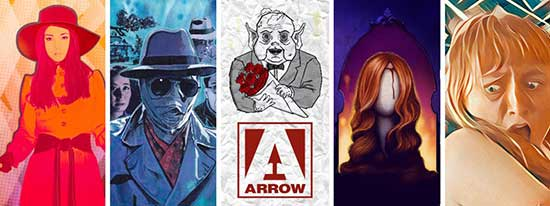 ARROW Blooms Into Spring with March Lineup, Jill Gevargizian's THE STYLIST