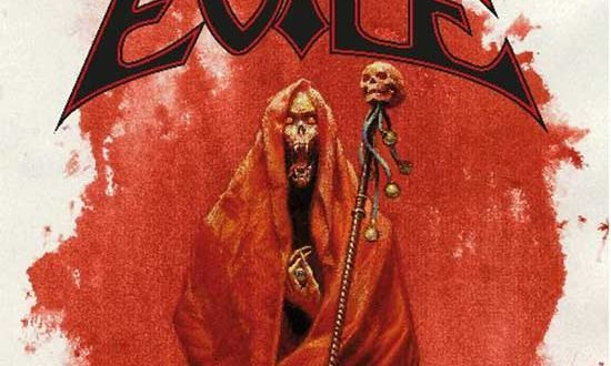 Thrash Metal Giants EVILE Return with Brand New Album!