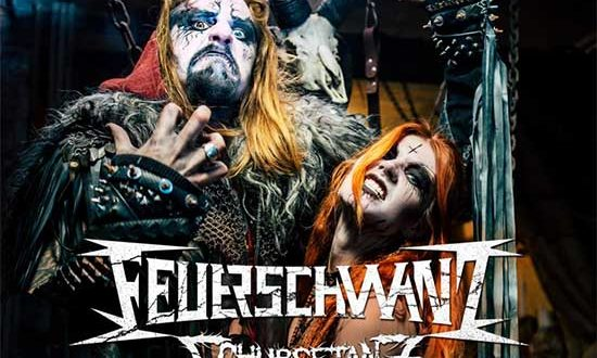 """FEUERSCHWANZ Releases Black Metal Version of """"Schubsetanz"""" + Official Video"""
