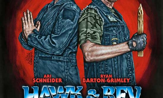 HAWK AND REV : VAMPIRE SLAYERS – Canadian release VOD/DVD March 16