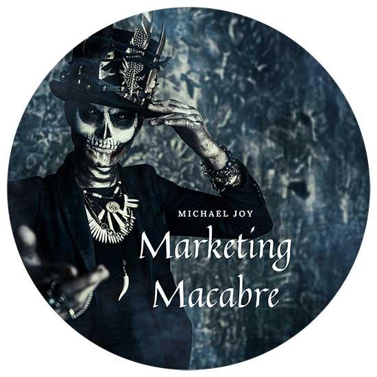 Marketing Macabre Logo