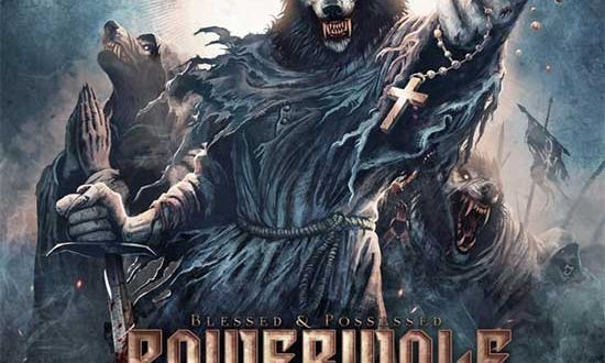 POWERWOLF – Vinyl Re-Release of Gold Status Album Blessed & Possessed out April 9, 2021 via Napalm Records
