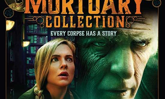 Behind-the-Scenes Trailer to the making of THE MORTUARY COLLECTION