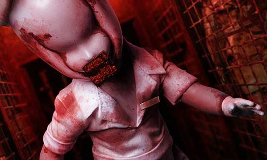 LDD Presents Silent Hill 2: Bubble Head Nurse
