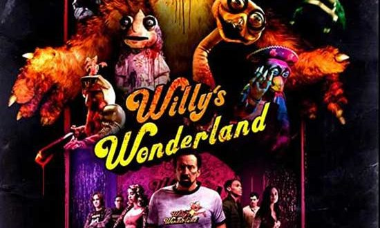 Film Review: Willy's Wonderland (2021)