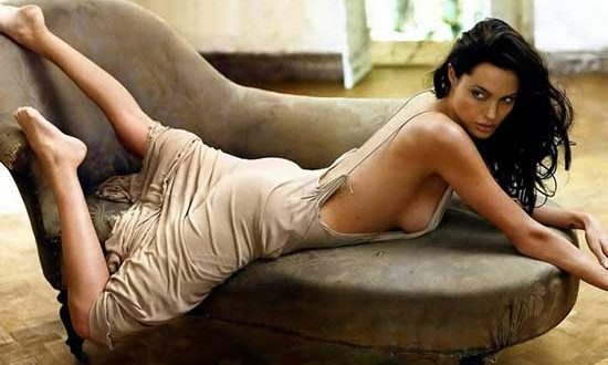 Angelina Jolie: Hottest Sexiest Photo Collection