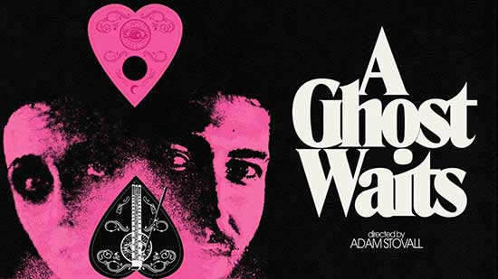 A Ghost Waits Coming May 4th on Blu-ray and TVOD from Arrow Video