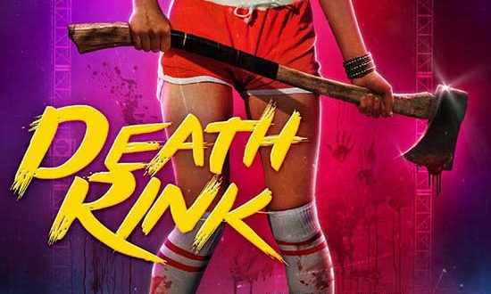 "HEADS ARE GONNA ROLL! ""DEATH RINK"" – Official Trailer Release"